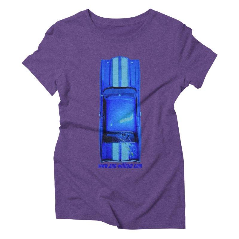 Seth's Chevelle 2 (No Text Version) Women's Triblend T-Shirt by The Ann William Fiction Writer(s) Artist Shop
