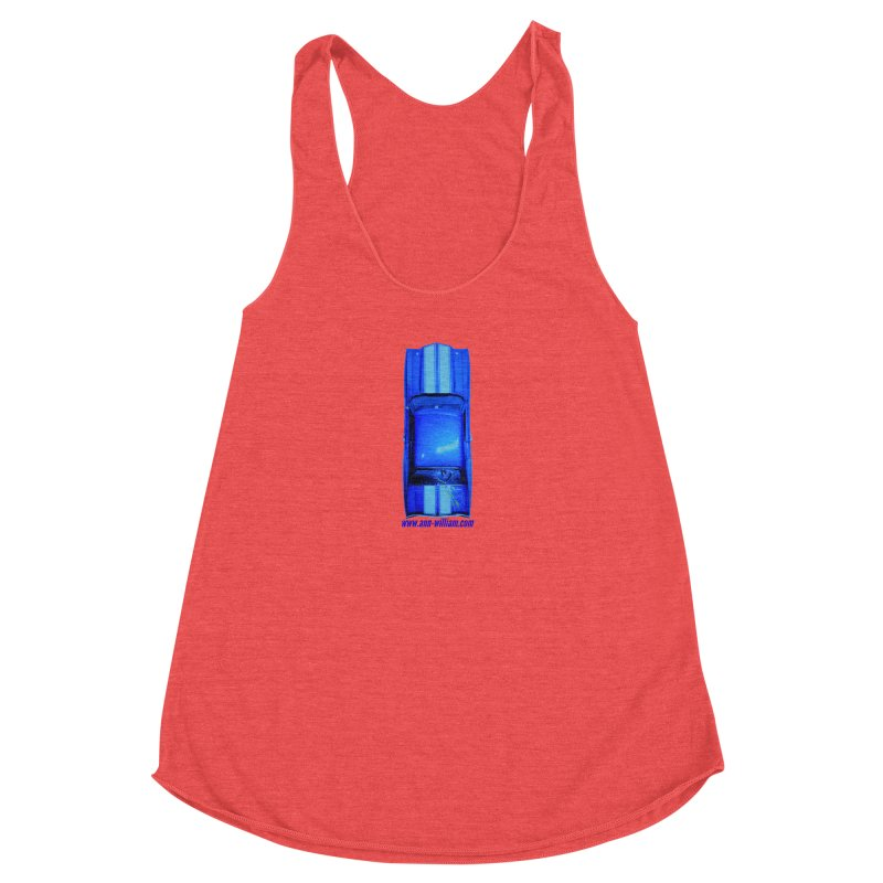 Seth's Chevelle 2 (No Text Version) Women's Tank by The Ann William Fiction Writer(s) Artist Shop