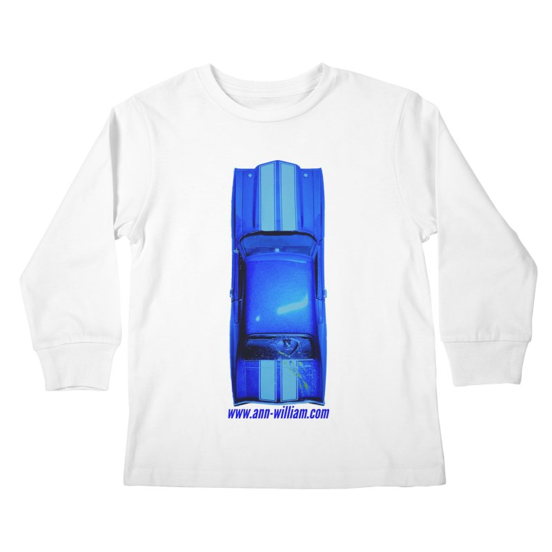 Seth's Chevelle 2 (No Text Version) Kids Longsleeve T-Shirt by The Ann William Fiction Writer(s) Artist Shop
