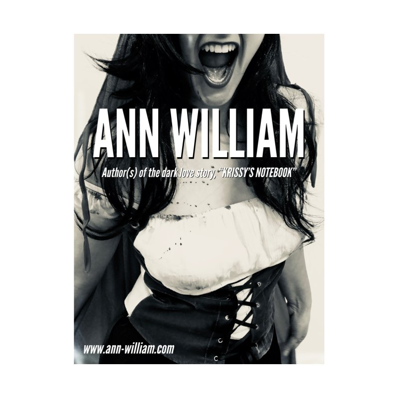 Screaming Krissy 2 by The Ann William Fiction Writer(s) Artist Shop