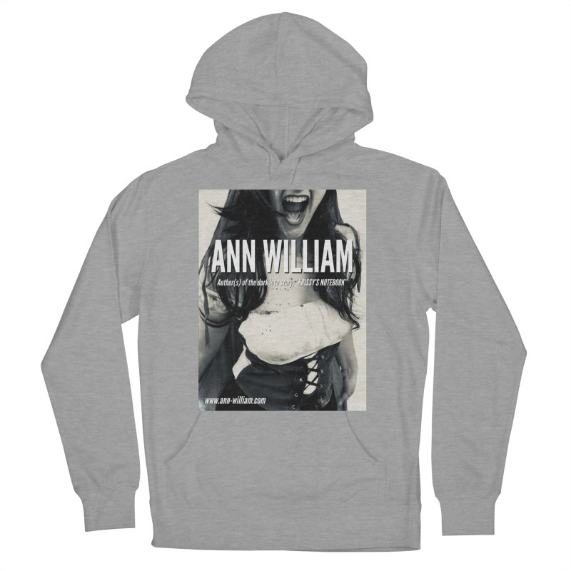 Screaming Krissy 2 Women's Pullover Hoody by The Ann William Fiction Writer(s) Artist Shop