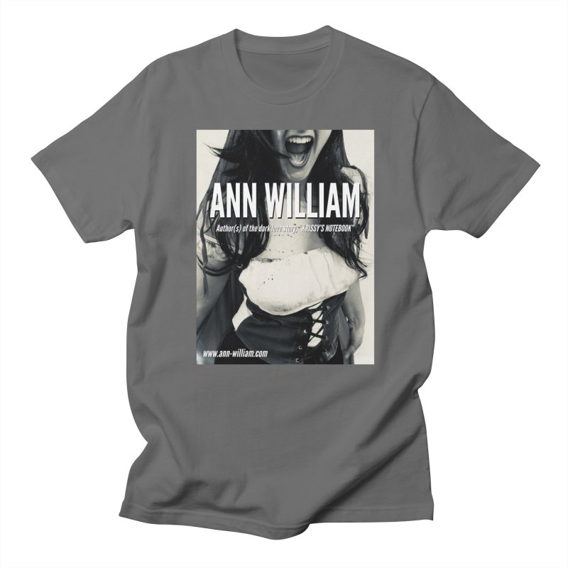 Screaming Krissy 2 Men's T-Shirt by The Ann William Fiction Writer(s) Artist Shop