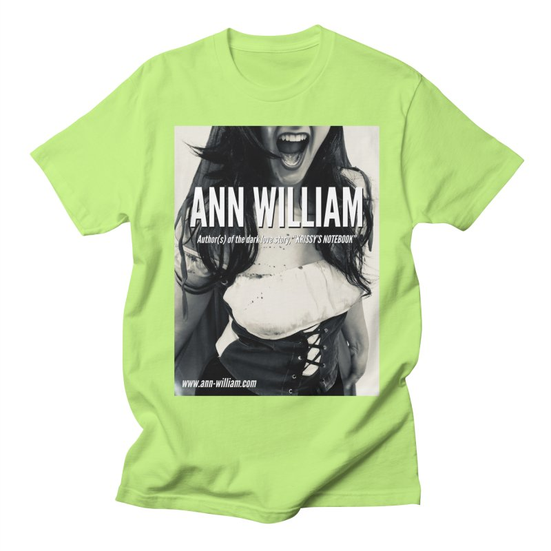 Screaming Krissy 2 Men's Regular T-Shirt by The Ann William Fiction Writer(s) Artist Shop