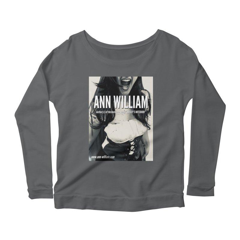Screaming Krissy 2 Women's Scoop Neck Longsleeve T-Shirt by The Ann William Fiction Writer(s) Artist Shop