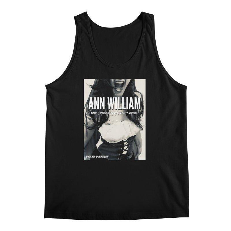 Screaming Krissy 2 Men's Regular Tank by The Ann William Fiction Writer(s) Artist Shop