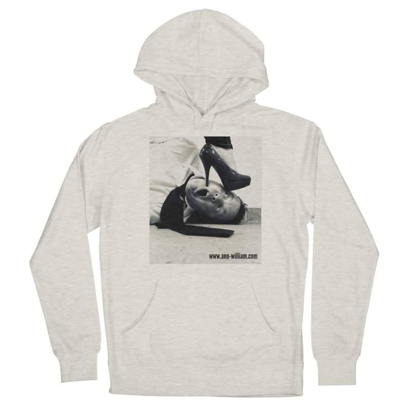 That's it Baby, Walk All Over Me... Women's French Terry Pullover Hoody by The Ann William Fiction Writer(s) Artist Shop