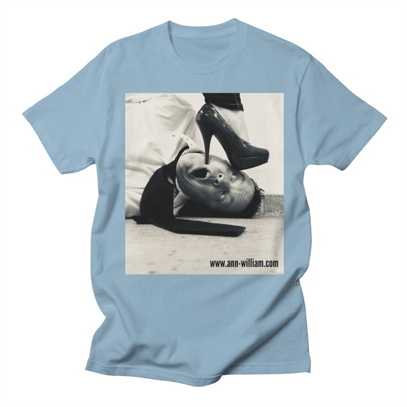 That's it Baby, Walk All Over Me... Men's Regular T-Shirt by The Ann William Fiction Writer(s) Artist Shop
