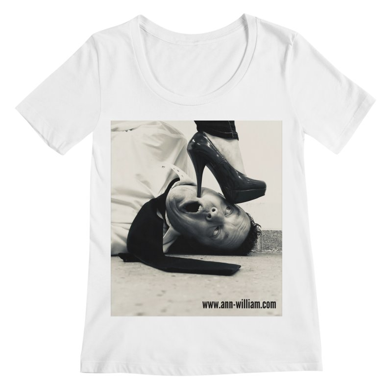 That's it Baby, Walk All Over Me... Women's Regular Scoop Neck by The Ann William Fiction Writer(s) Artist Shop