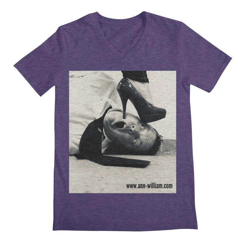 That's it Baby, Walk All Over Me... Men's Regular V-Neck by The Ann William Fiction Writer(s) Artist Shop