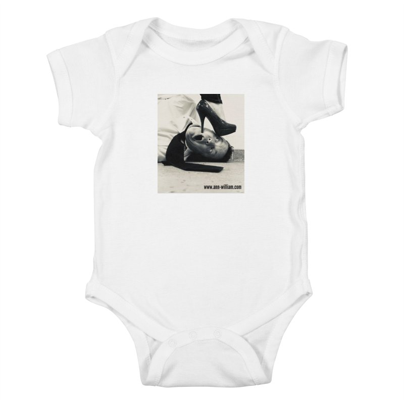 That's it Baby, Walk All Over Me... Kids Baby Bodysuit by The Ann William Fiction Writer(s) Artist Shop
