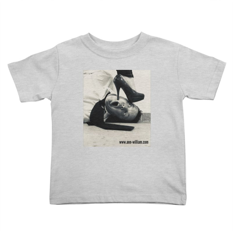 That's it Baby, Walk All Over Me... Kids Toddler T-Shirt by The Ann William Fiction Writer(s) Artist Shop