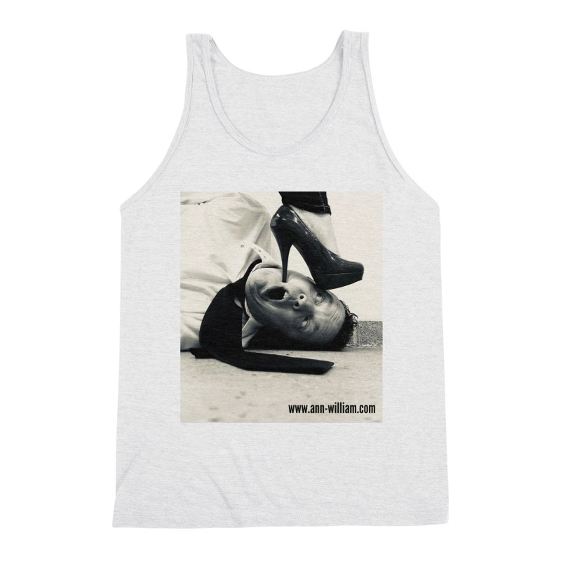 That's it Baby, Walk All Over Me... Men's Triblend Tank by The Ann William Fiction Writer(s) Artist Shop