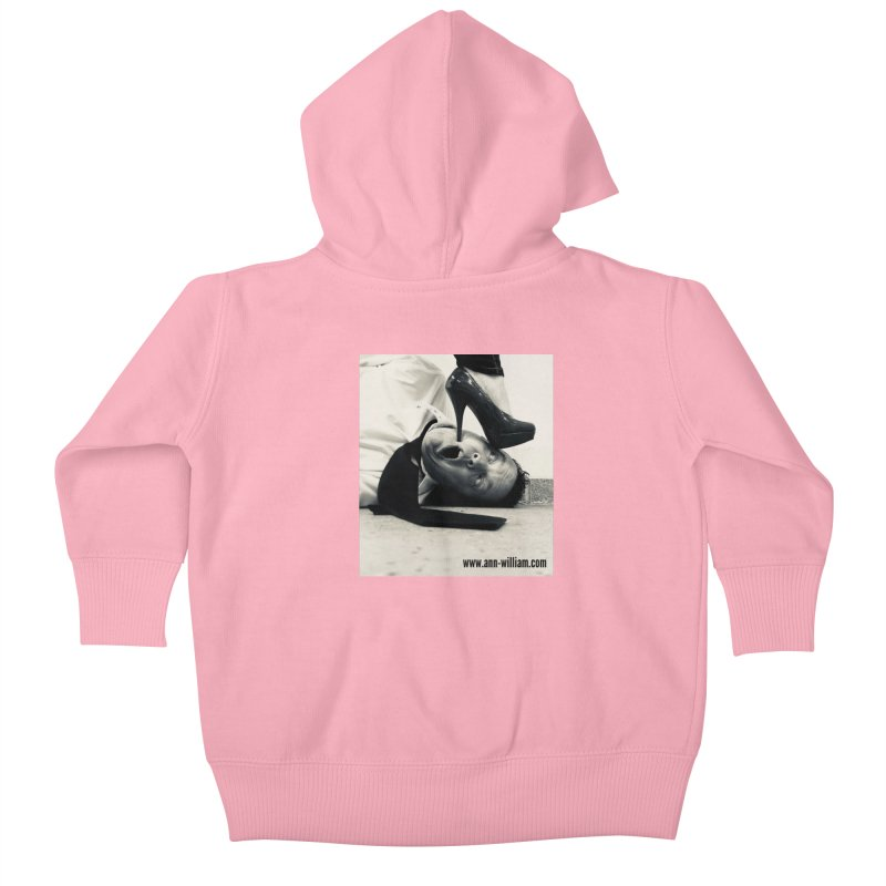 That's it Baby, Walk All Over Me... Kids Baby Zip-Up Hoody by The Ann William Fiction Writer(s) Artist Shop