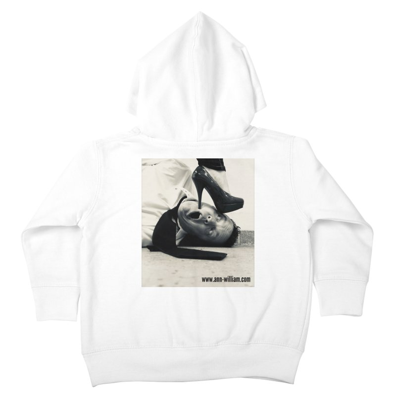 That's it Baby, Walk All Over Me... Kids Toddler Zip-Up Hoody by The Ann William Fiction Writer(s) Artist Shop