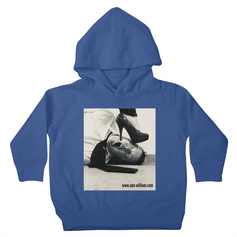 That's it Baby, Walk All Over Me... Kids Toddler Pullover Hoody by The Ann William Fiction Writer(s) Artist Shop