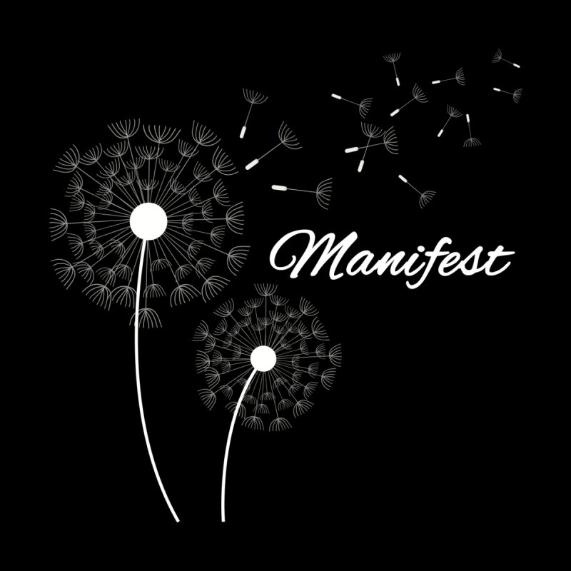 Manifest Women's T-Shirt by Shop As You Wish Publishing