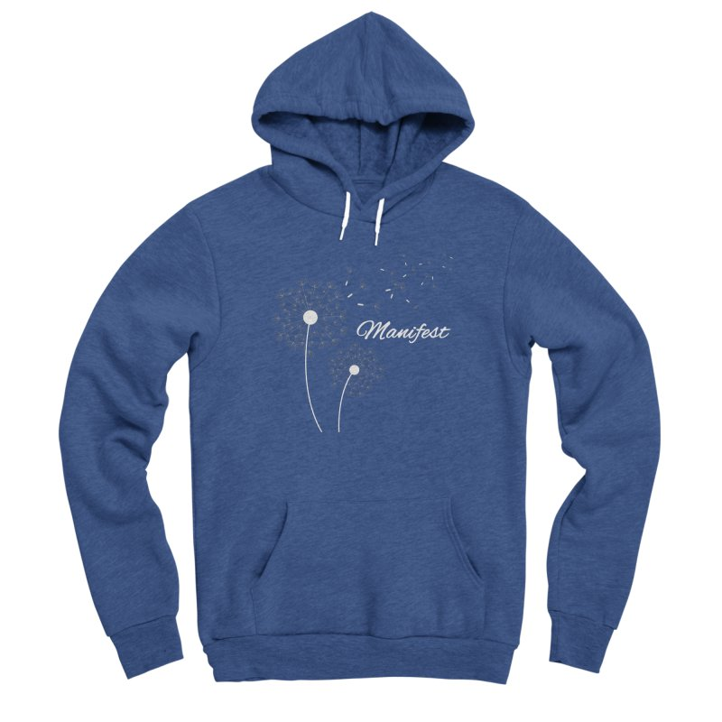 Manifest Women's Pullover Hoody by Shop As You Wish Publishing