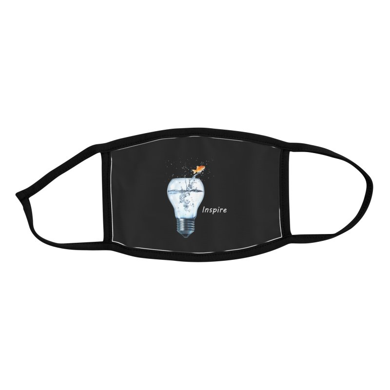 Inspire Accessories Face Mask by Shop As You Wish Publishing