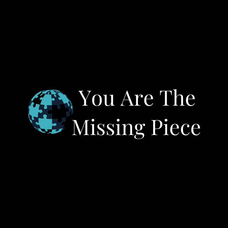 Missing Piece Men's T-Shirt by Shop As You Wish Publishing