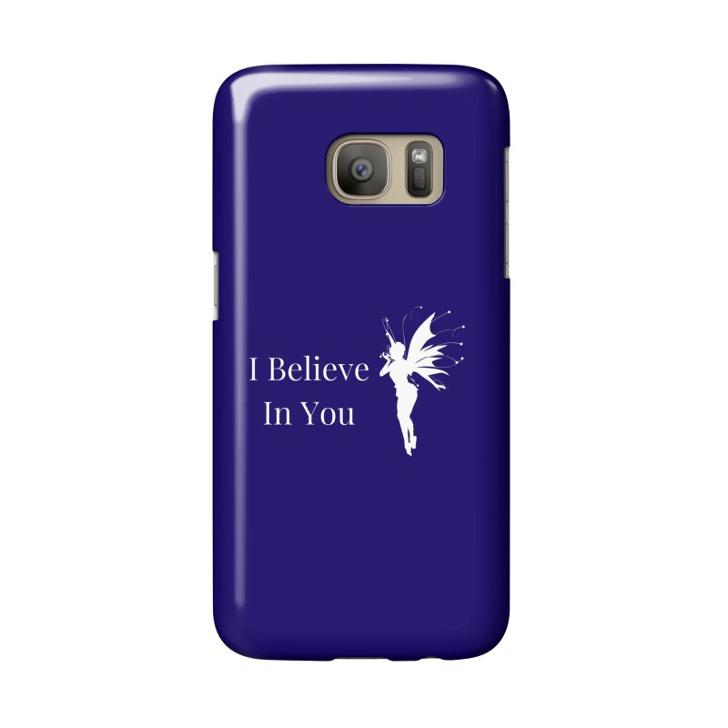 I Believe In You Accessories Phone Case by Shop As You Wish Publishing
