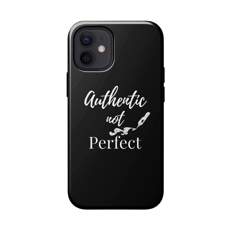 Authentic Pen Accessories Phone Case by Shop As You Wish Publishing