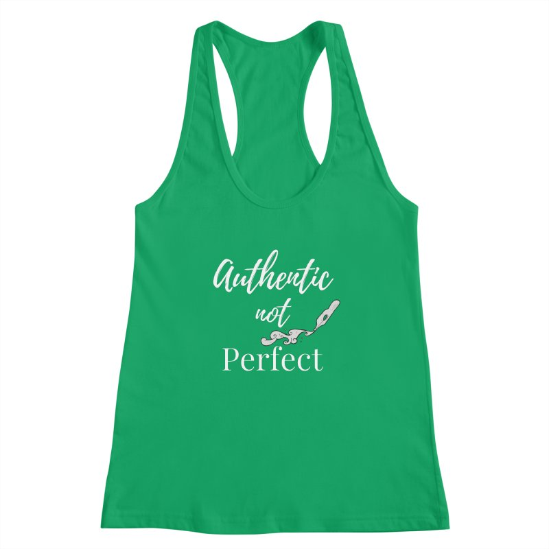 Authentic Pen Women's Tank by Shop As You Wish Publishing