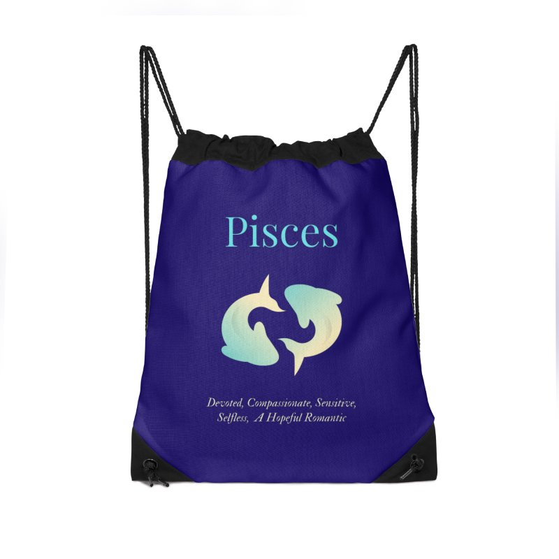 Pisces Accessories Bag by Shop As You Wish Publishing