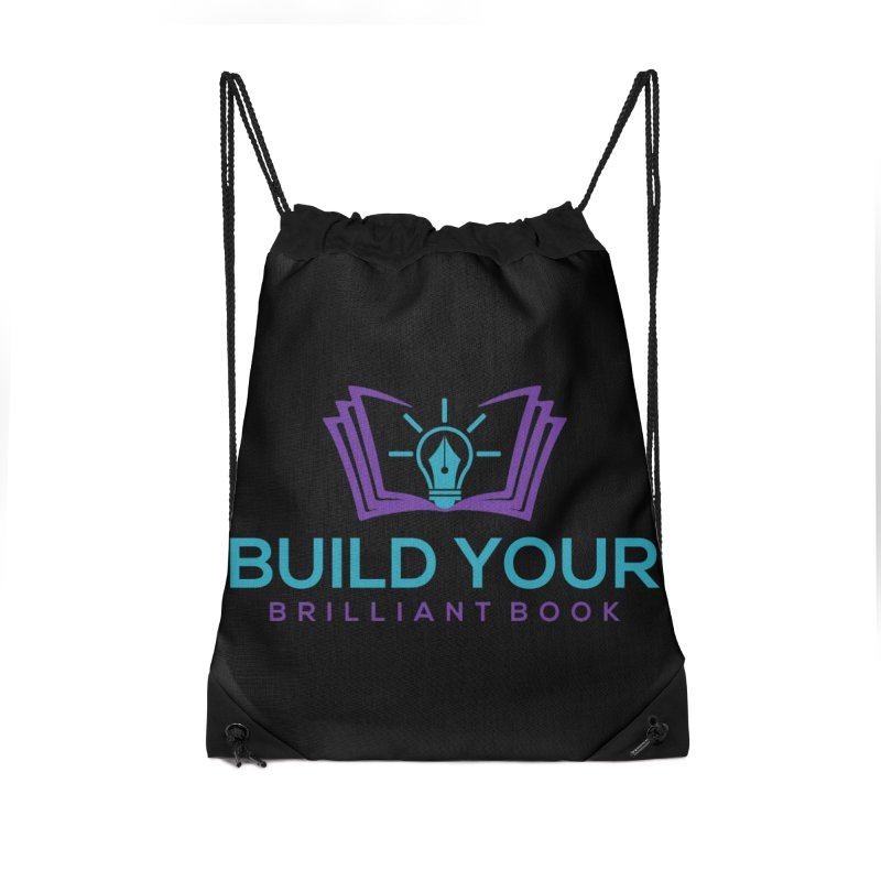 Build Your Brilliant Book Accessories Bag by Shop As You Wish Publishing