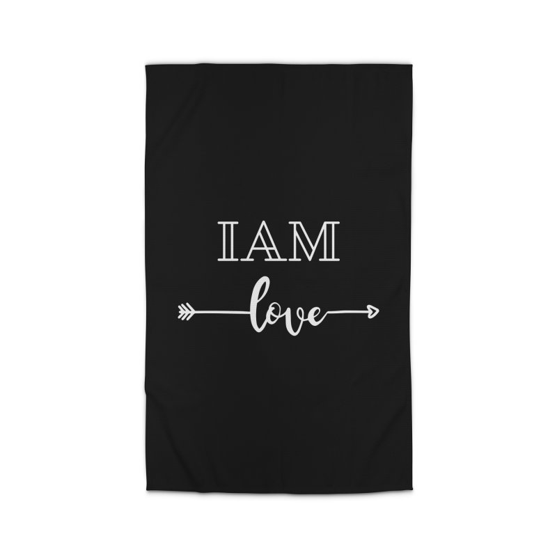 I Am Love Home Rug by Shop As You Wish Publishing