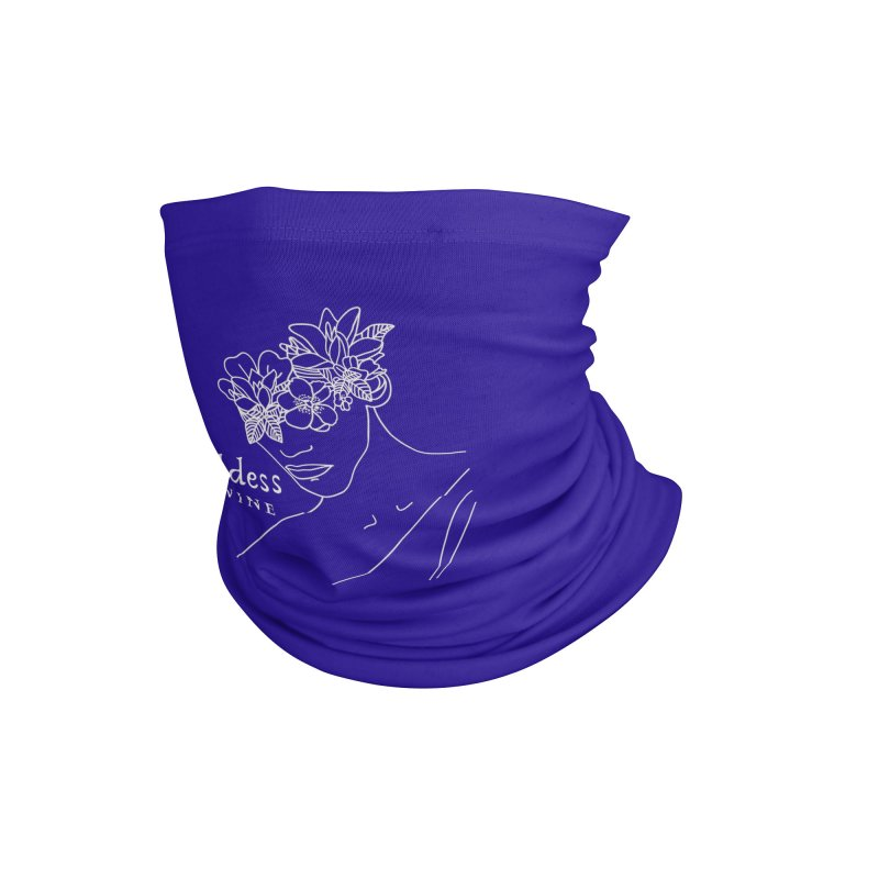 Goddess Divine Accessories Neck Gaiter by Shop As You Wish Publishing