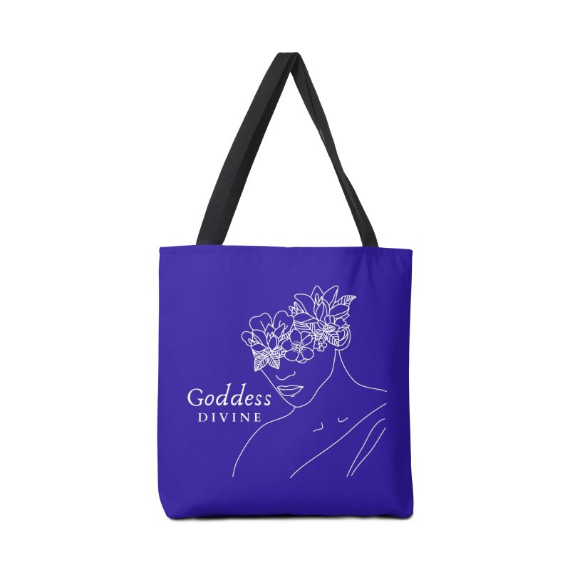 Goddess Divine Accessories Bag by Shop As You Wish Publishing
