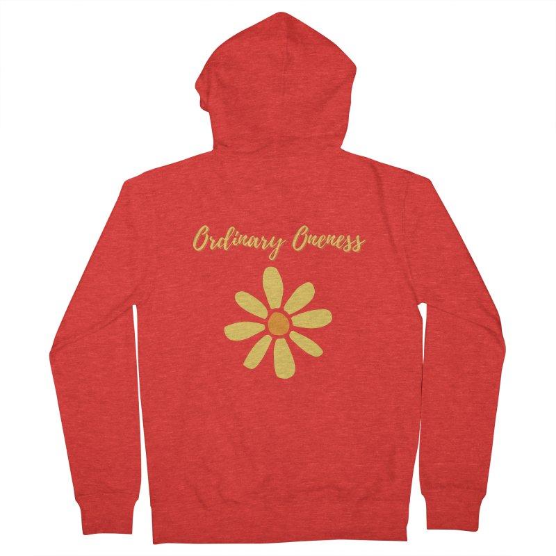 Ordinary Oneness Women's Zip-Up Hoody by Shop As You Wish Publishing