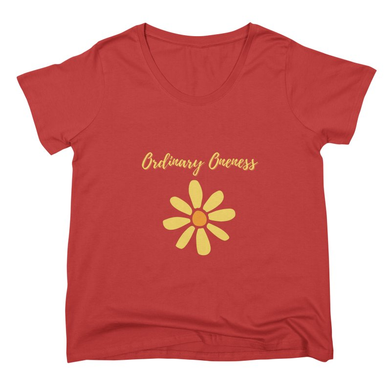 Ordinary Oneness Women's Scoop Neck by Shop As You Wish Publishing