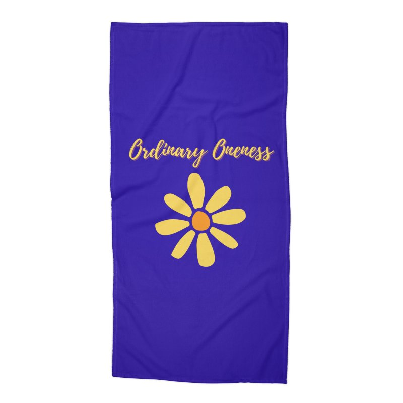 Ordinary Oneness Accessories Beach Towel by Shop As You Wish Publishing