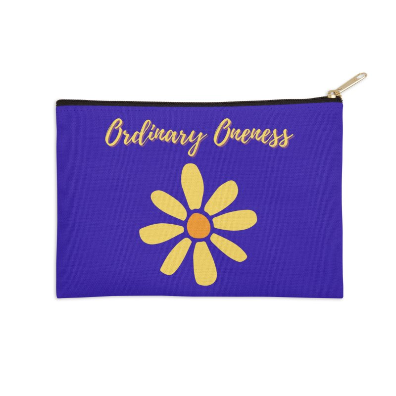 Ordinary Oneness Accessories Zip Pouch by Shop As You Wish Publishing
