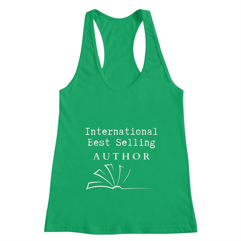 International Best Selling Author Women's Tank by Shop As You Wish Publishing