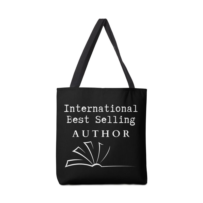 International Best Selling Author Accessories Bag by Shop As You Wish Publishing