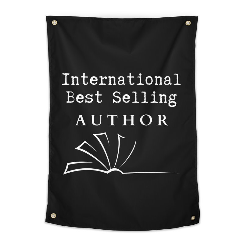 International Best Selling Author Home Tapestry by Shop As You Wish Publishing