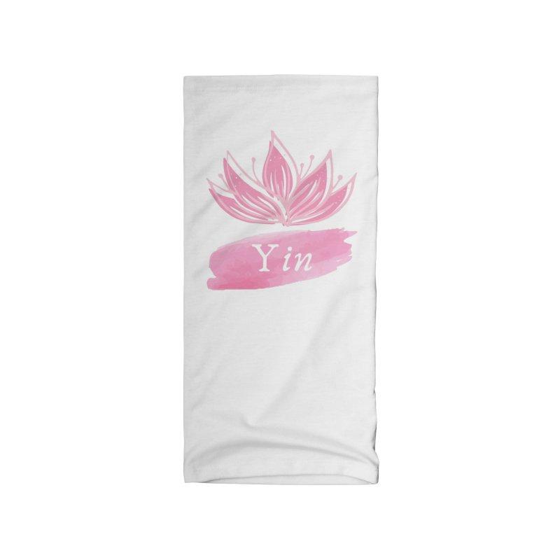 Lotus Yin Accessories Neck Gaiter by Shop As You Wish Publishing