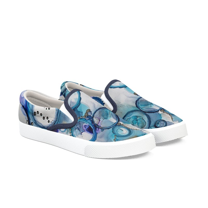 Pisces Women's Shoes by Abyss Arts by Britt