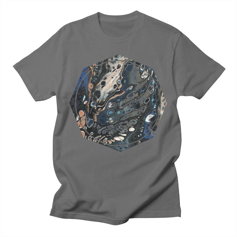 The Deep Masculine T-Shirt by Abyss Arts by Britt