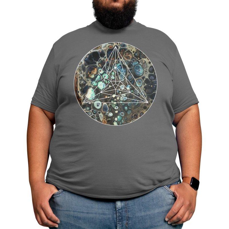 Poppy Men's T-Shirt by Abyss Arts by Britt