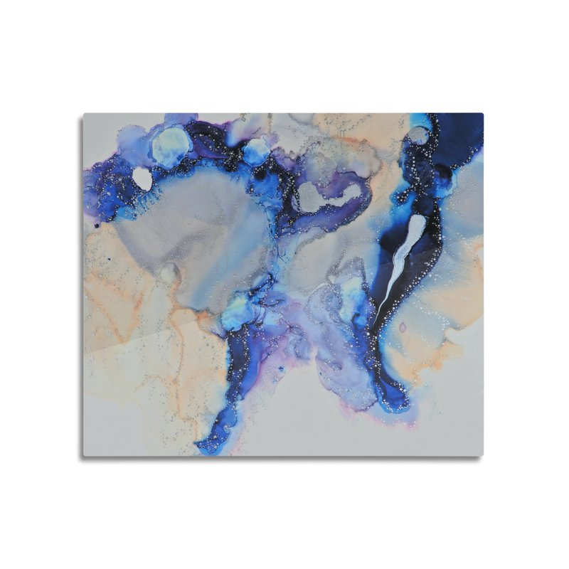 Nereid Home Mounted Acrylic Print by Abyss Arts by Britt