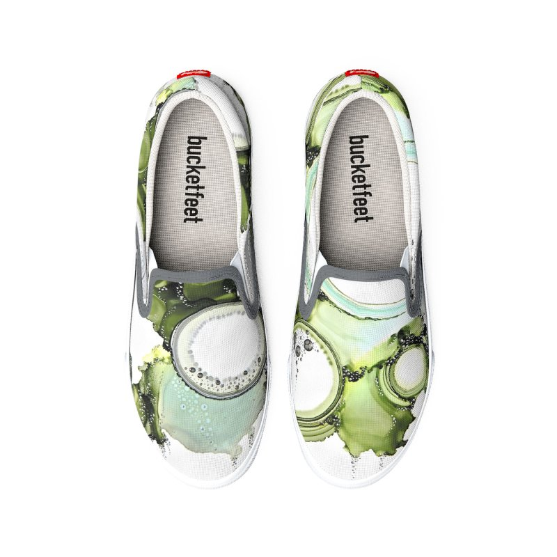 Lichen Women's Shoes by Abyss Arts by Britt