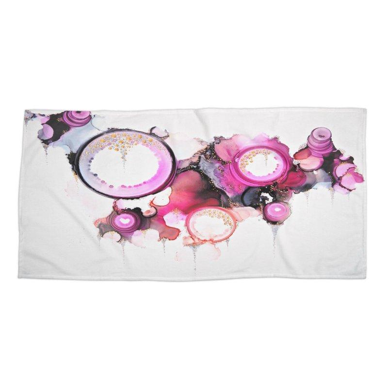 Vishap Accessories Beach Towel by Abyss Arts by Britt