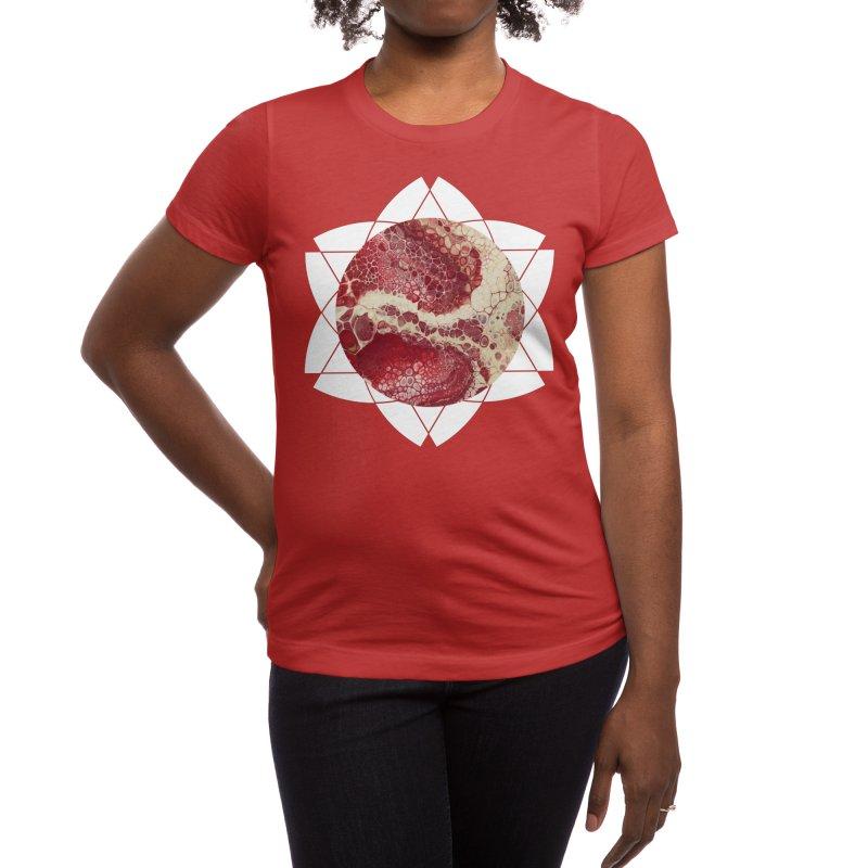 Elixir Women's T-Shirt by Abyss Arts by Britt