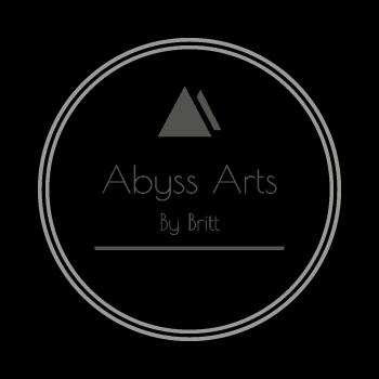 Abyss Arts by Britt Logo