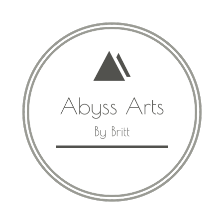 Logo for Abyss Arts by Britt