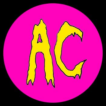ACE COMICALS GNARLY STUFF Logo