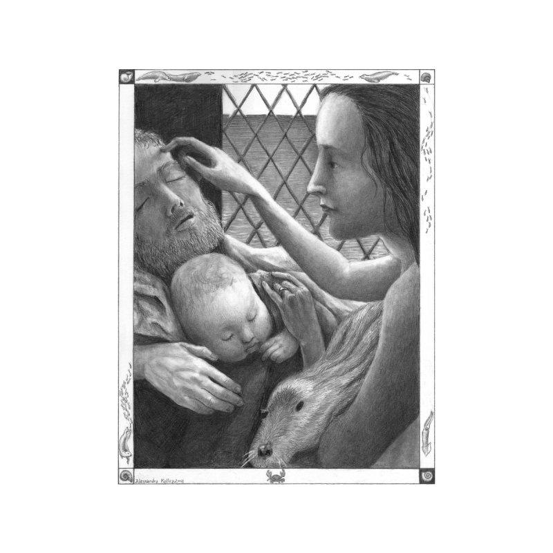 SELKIE WIFE by AchronalArt's Artist Shop